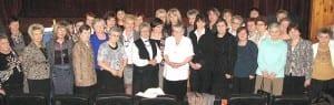 Wspólne zdjęcie Krystyn na jubileuszowym spotkaniu.