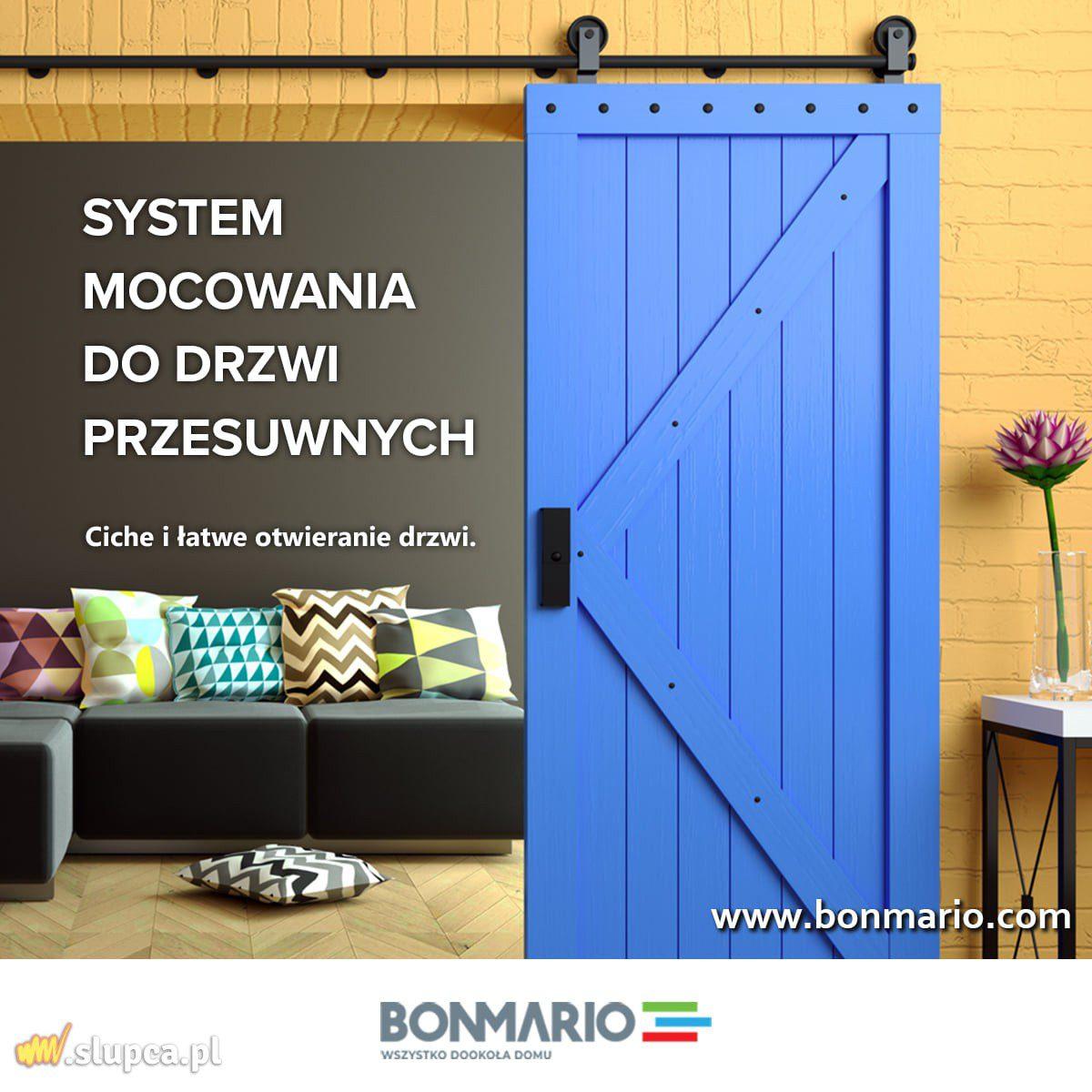 System drzwi przesuwnych - kup online na bonmario.com!